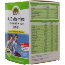 A-Z vitamins ( Junior )