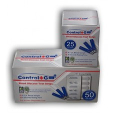 Control + G Test Strips