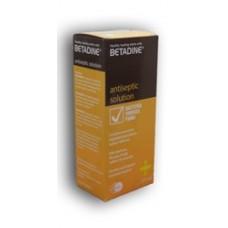 Betadine Antiseptic Solution  (120 ml)